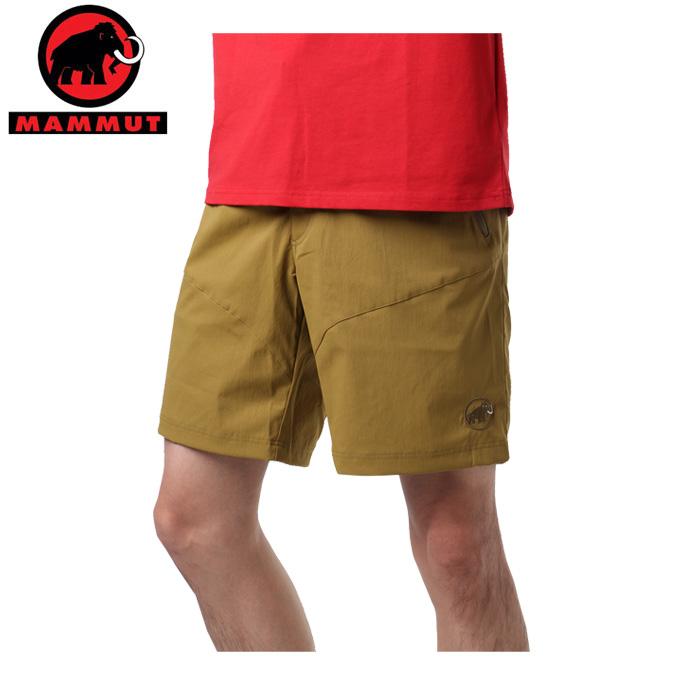 マムート MAMMUT ショートパンツ メンズ TREKKERS Shorts Men トレッカーズ 1020-11850-7047