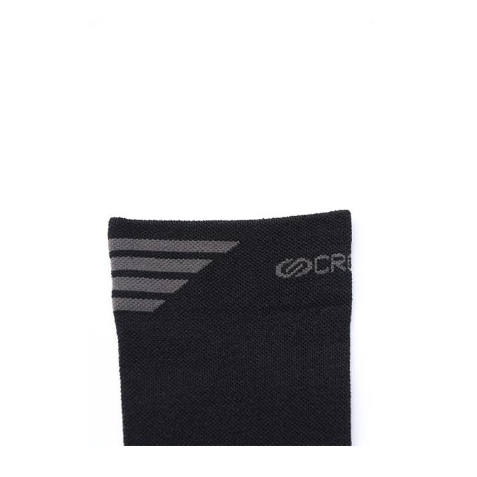 クロスプロ CROSS PRO トレッキングソックス メンズ 3DFアーチパネル薄手クルー Z378-201-26-90