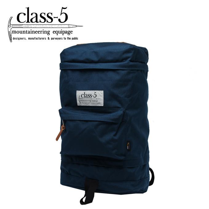 クラスファイブ CLASS-5 バックパック メンズ レディース ARC ボックスデイパック C5-009 NV