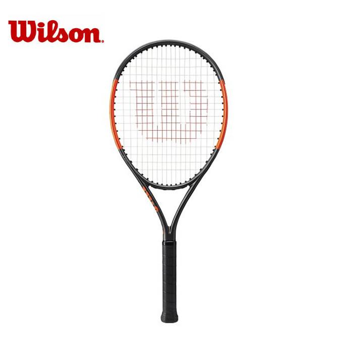 【クーポン利用で1,000円引 7/29 0:00~8/1 23:59】 ウィルソン 硬式テニスラケット 張り上げ済み ジュニア バーン BURN 26S WRT534100 Wilson