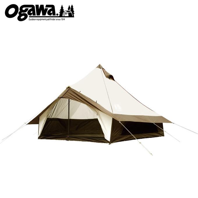 オガワテント OGAWA テント 大型テント グロッケ12 T/C 2785