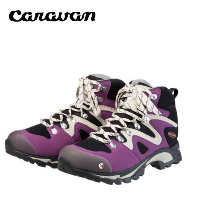 キャラバン Caravan トレッキングシューズ ゴアテックス ミッドカット レディース C4-03 GTX 0010403 778