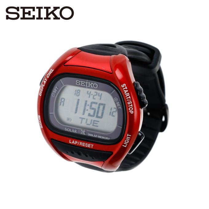 セイコー SEIKO ランニング 腕時計 メンズ レディース スーパーランナーズ ソーラーモデル SBEF039