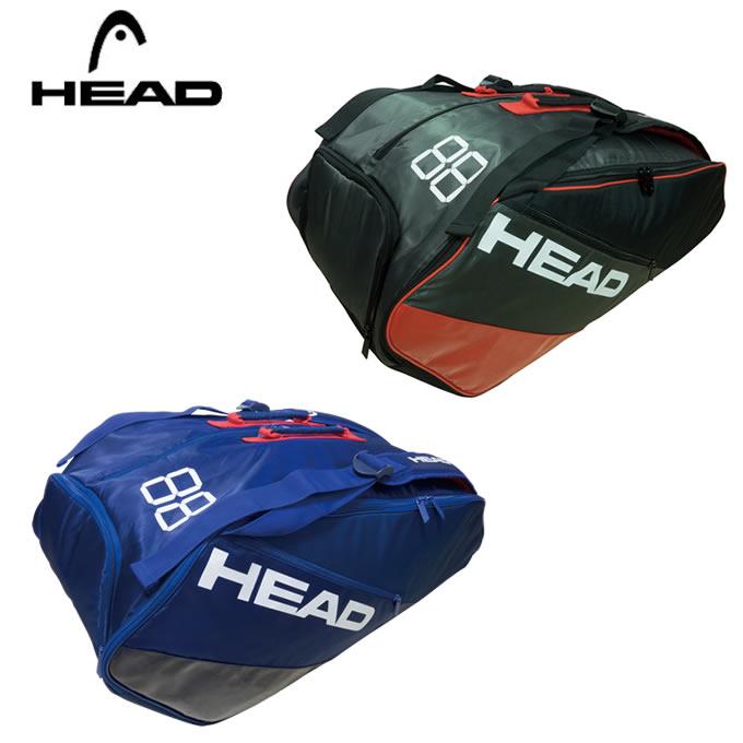 ヘッド テニス バドミントン ラケットバッグ 5本 イーエス スーパーコンビ 9R ES SUPER COMBI 9R 283687 HEAD メンズ レディース