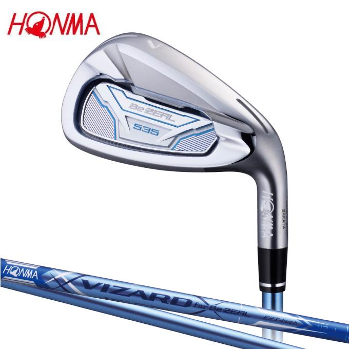 本間ゴルフ HONMA ゴルフクラブ 単品アイアン レディース Be ZEAL ビジール 535 Ladies Iron