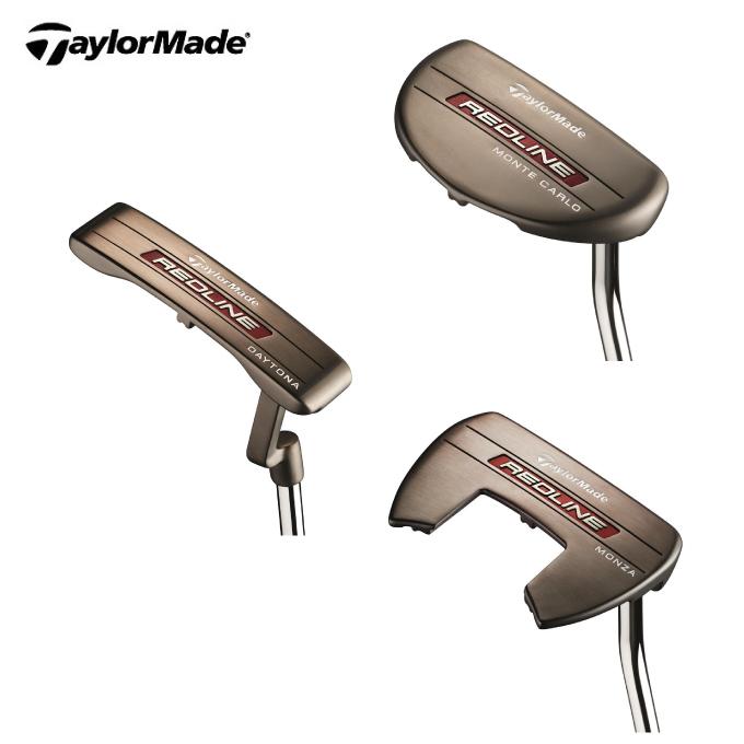 テーラーメイド TaylorMade ゴルフクラブ パター メンズ REDLINE レッドライン