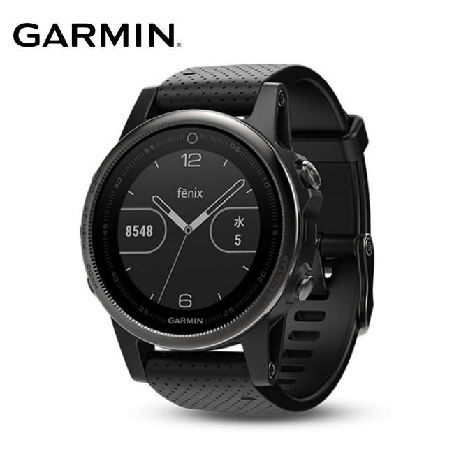 ガーミン GARMIN ランニング 腕時計 メンズ レディース fenix 5S Sapphire 010-01685-44