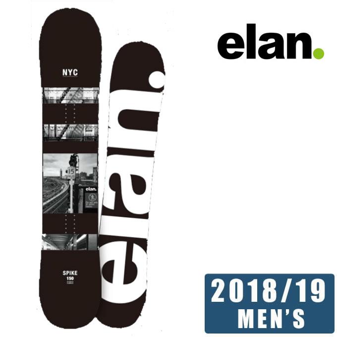 エラン ELAN スノーボード 板 メンズ スパイク SPIKE