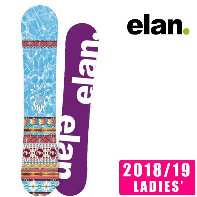 エラン ELAN エラン スノーボード 板 板 レディース プリズム PRISM PRISM, キクヨウマチ:79ec8248 --- sunward.msk.ru