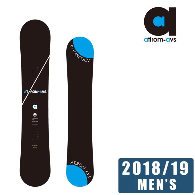 アチロム ATIROM スノーボード 板 メンズ ルクス LUX