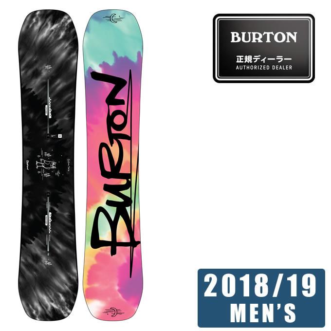 バートン BURTON スノーボード 板 メンズ Men's Custom Twin Snowboard カスタム ツイン 153971