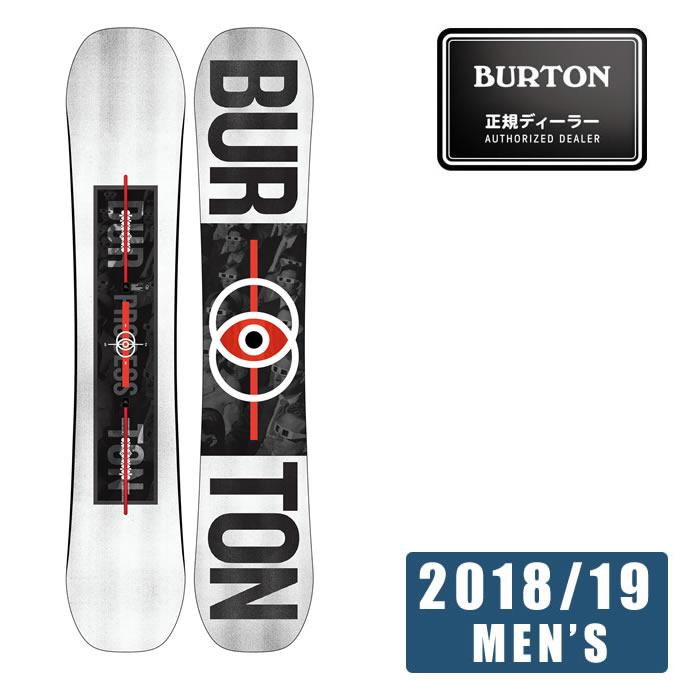バートン BURTON スノーボード 板 メンズ Men's Process Flying V Snowboard プロセスフライングブイ 107121