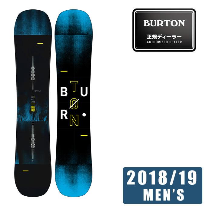 バートン BURTON スノーボード 板 メンズ Men's Instigator Snowboard インスティゲーター 106951