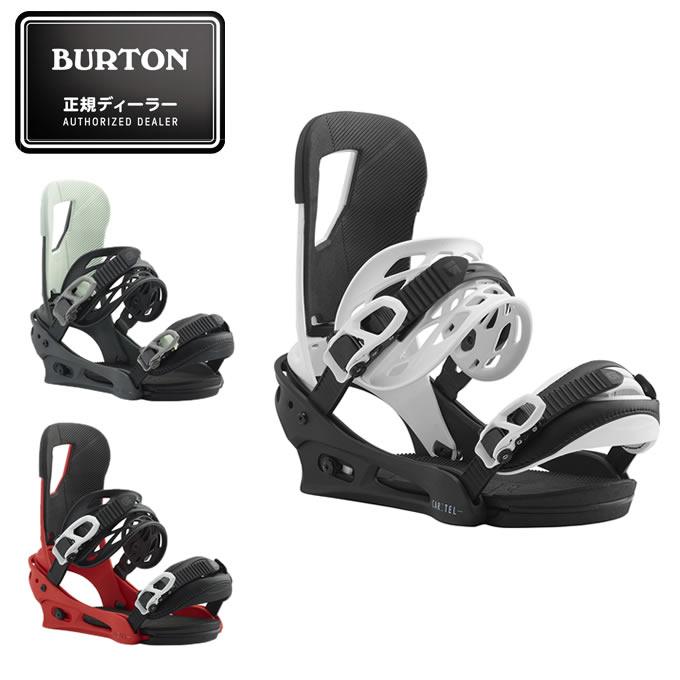 バートン BURTON スノーボード ビンディング メンズ Men's Cartel Re:Flex Snowboard Binding カーテル 105391