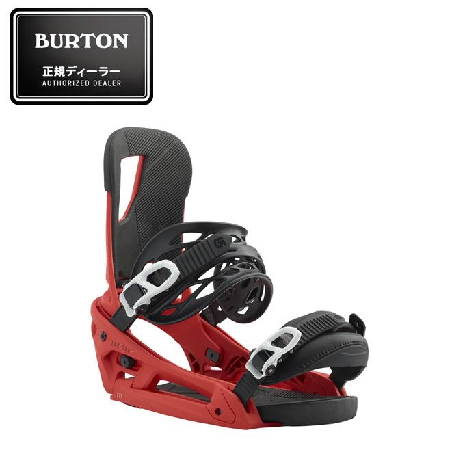 バートン BURTON スノーボード ビンディング メンズ Men's Burton Cartel EST Snowboard Binding カーテル 105551