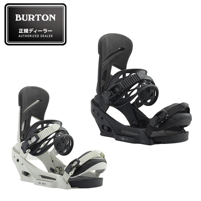 バートン BURTON スノーボード ビンディング メンズ Men's Mission EST Snowboard Binding ミッション 105581