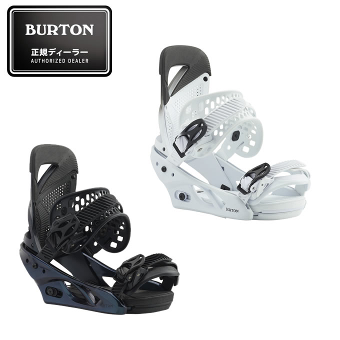 バートン BURTON スノーボード ビンディング レディース Women's Lexa Re:Flex Snowboard Binding レクサ 105451