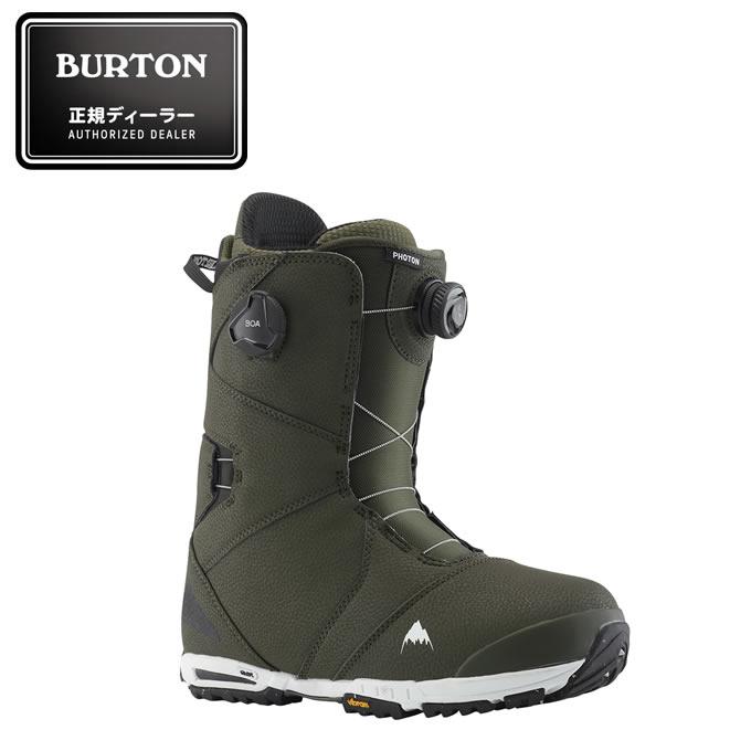 バートン BURTON スノーボードブーツ ダイヤルタイプ メンズ Men's Photon Boa Snowboard Boot フォトン ボア 150861