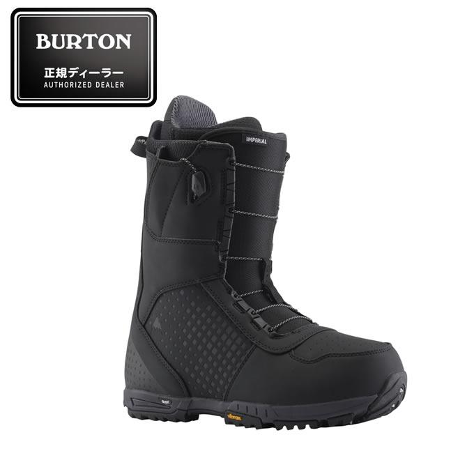 バートン BURTON スノーボードブーツ ひもタイプ メンズ Men's Imperial Snowboard Boot ASIAN FIT インペリアル アジアンフィット 109571