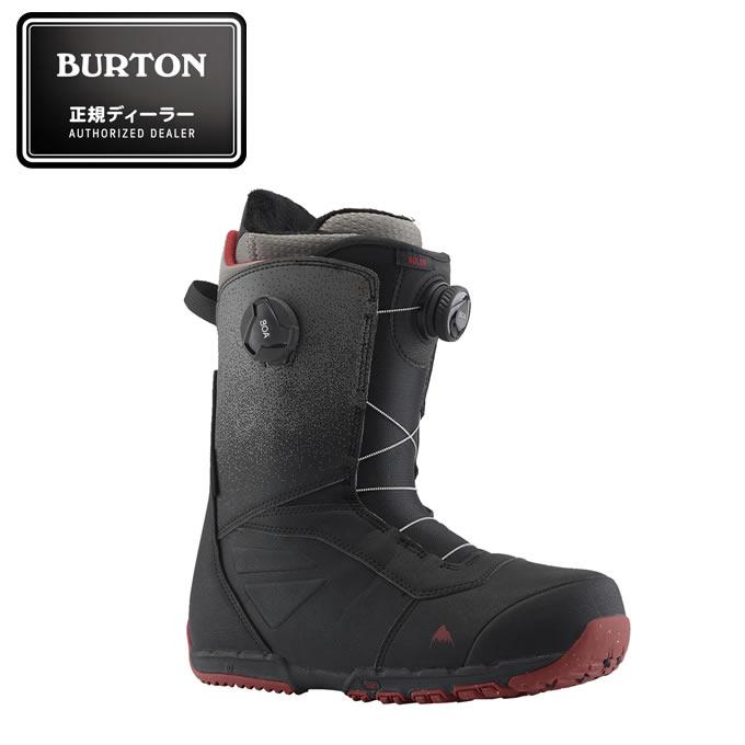 バートン BURTON スノーボードブーツ ダイヤルタイプ メンズ Ruler Boa Snowboard Boot ルーラ- ボア 203171
