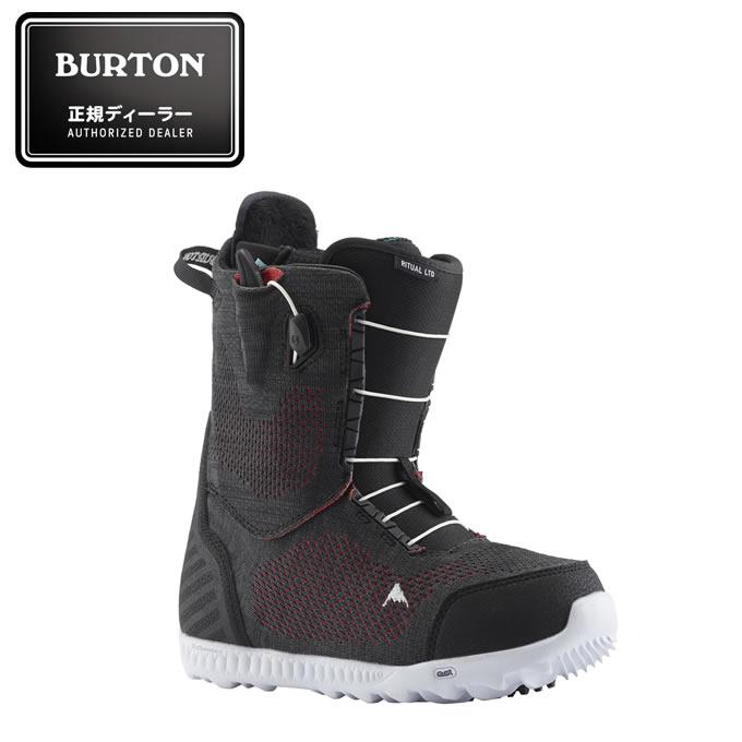 バートン BURTON スノーボードブーツ ひもタイプ レディース Women's Ritual LTD Snowboard Boot リチュアル リミテッド 171251