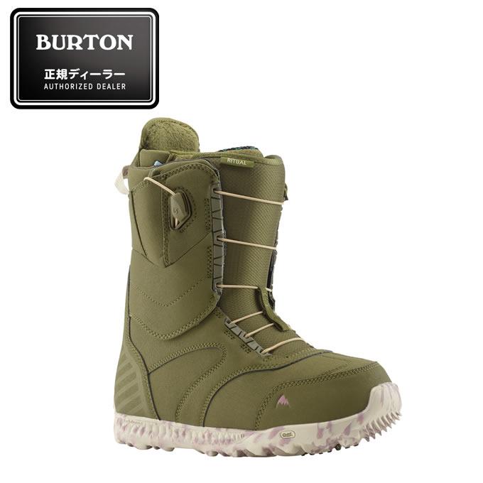 バートン BURTON スノーボードブーツ ひもタイプ レディース Women's Ritual Snowboard Boot リチュアル 106241
