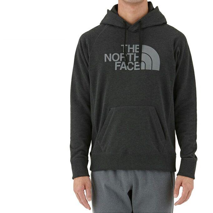 ノースフェイス スウェットパーカー メンズ カラーヘザードスウェットフーディ Color Heathered Sweat Hoodie NT61795 K THE NORTH FACE