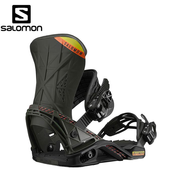 サロモン salomon スノーボード ビンディング メンズ DEFENDER ディフェンダー L405136OO