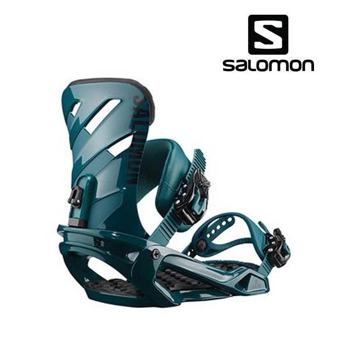 サロモン salomon スノーボード ビンディング メンズ RHYTHM DARK TEAL リズム L40512000
