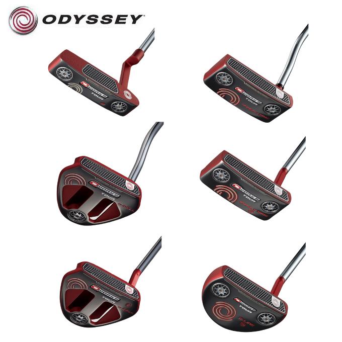 オデッセイ ODYSSEY ゴルフクラブ パター メンズ O-WORKS TOUR RED オー・ワークス ツアー パター レッドバージョン