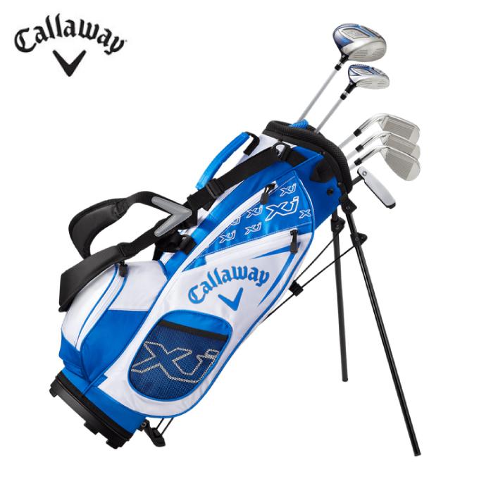 キャロウェイ Callaway ゴルフ セットクラブ ジュニア Xj 2 ジュニアセット 身長115cm~135cm 6本セット