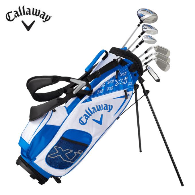 キャロウェイ Callaway ゴルフ セットクラブ ジュニア Xj 3 ジュニアセット 身長130cm~150cm 7本セット