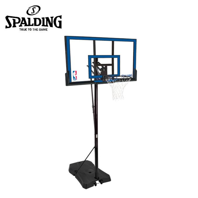 スポルディング SPALDING バスケットゴール 屋外 ゲームタイムシリーズ NBA公認 73655CN