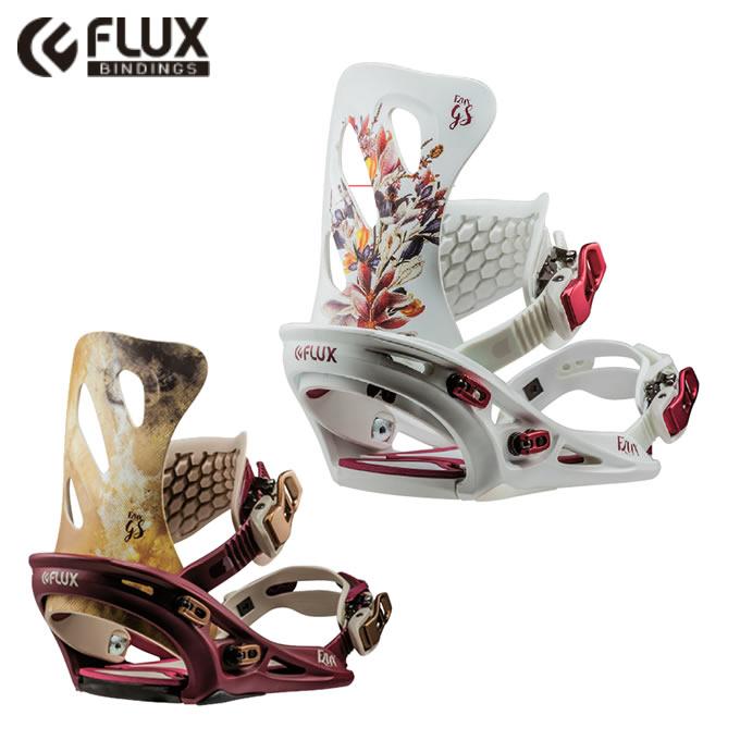 フラックス FLUX スノーボード ビンディング レディース ジーエス GS