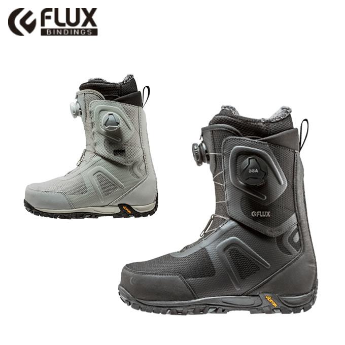 フラックス FLUX スノーボードブーツ メンズ ダイヤルタイプ オーエムボア OM BOA