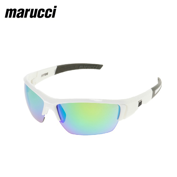マルーチ サングラス メンズ レディース WHITE MSNV108-W-GR marucci