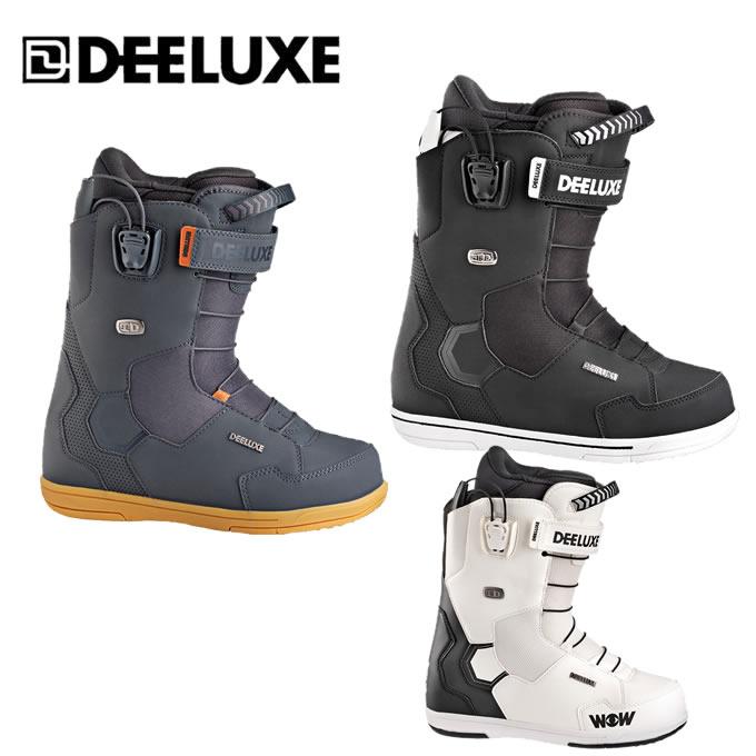 【ポイント3倍 10/11 8:59まで】 ディーラックス DEELUXE スノーボードブーツ ひもタイプ メンズ アイディー ID 7.1 TF