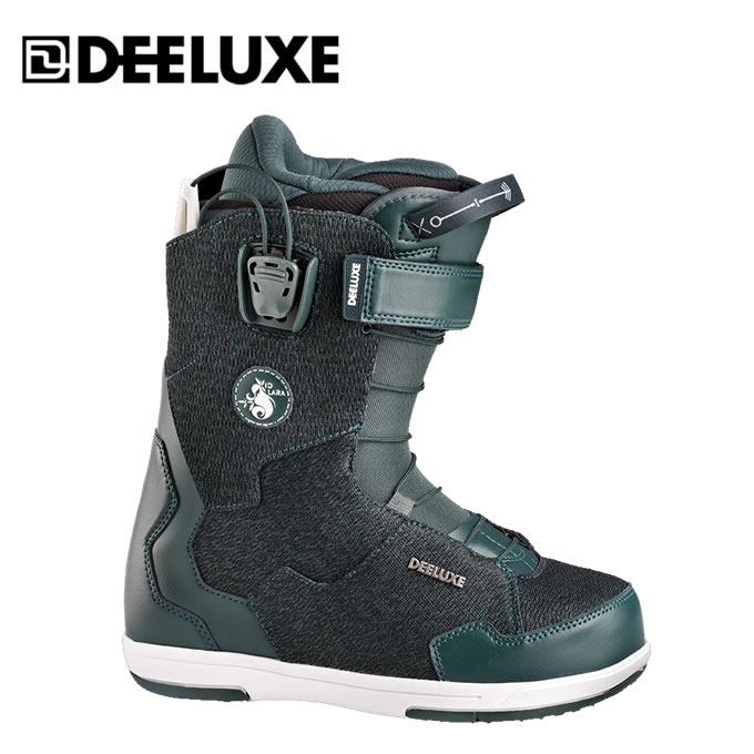 ディーラックス DEELUXE スノーボードブーツ ひもタイプ レディース アイディー ララ ID 7.1 LALA TF