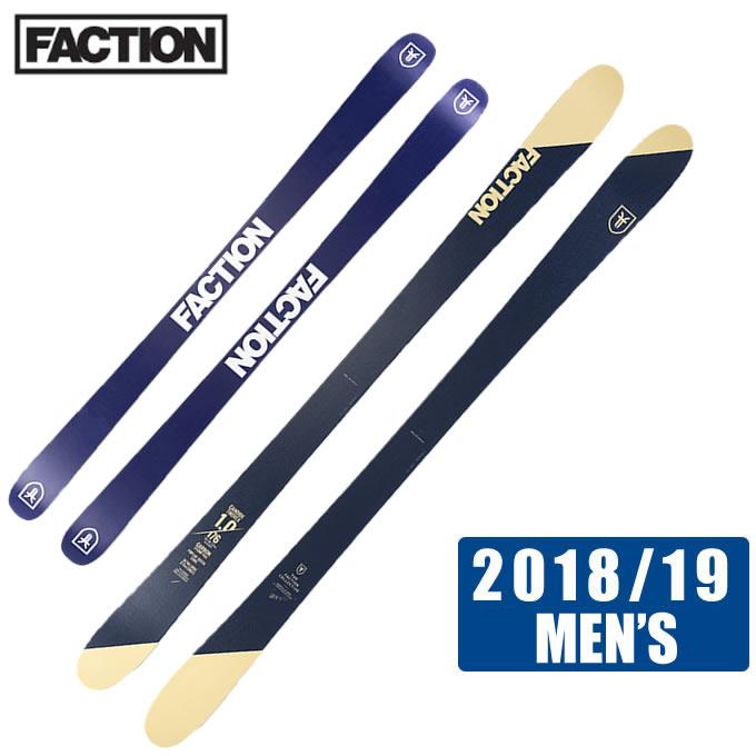 ファクション FACTION スキー板 フリースタイルスキー メンズ シーティー ワン CT 1.0