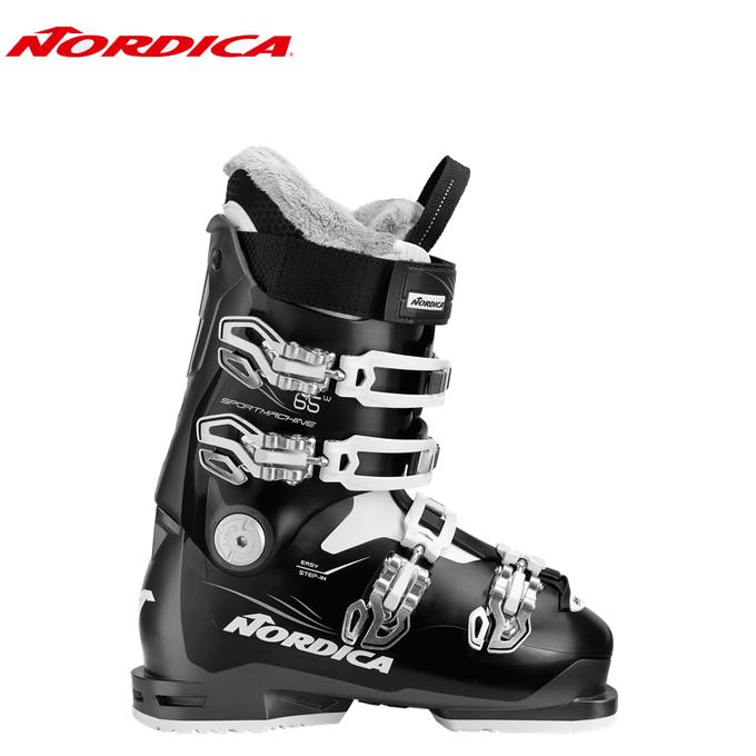 【ポイント3倍 10/11 8:59まで】 ノルディカ NORDICA スキーブーツ レディース スポーツマシン SPORTMACHINE 65W ANTBKWH