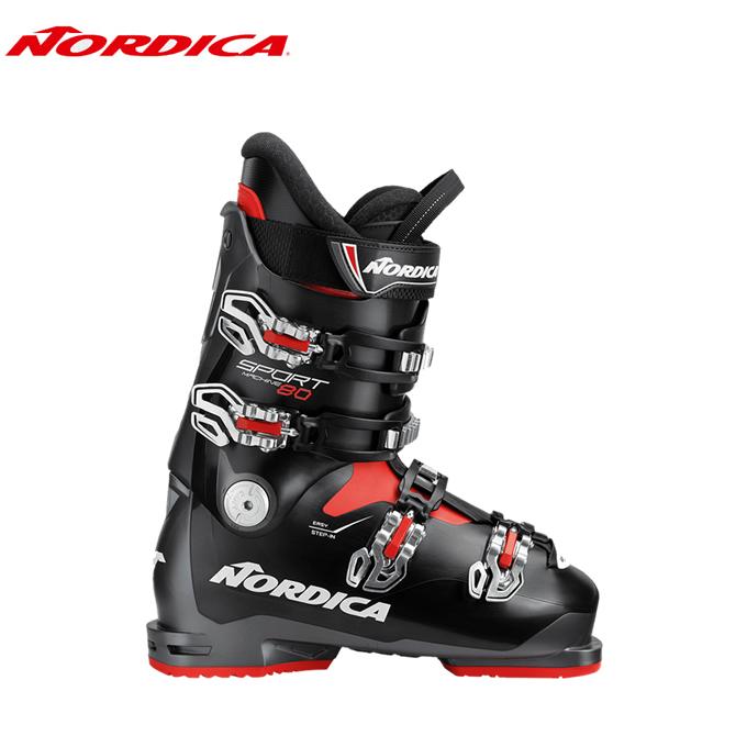 ノルディカ NORDICA スキーブーツ メンズ スポーツマシン SPORTMACHINE 80 ANTBKRD