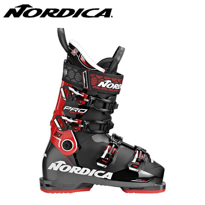 【ポイント3倍 10/11 8:59まで】 ノルディカ NORDICA スキーブーツ メンズ プロマシン PRO MACHINE 110 BKRDWH