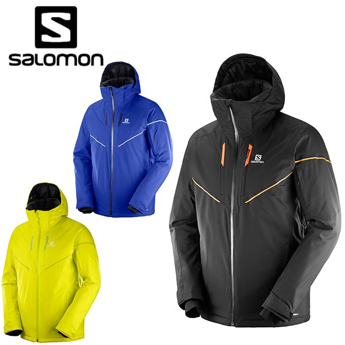 サロモン スキーウェア ジャケット メンズ ストームレース ジャケット STORMRACE JKT M salomon
