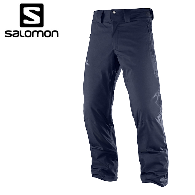 サロモン スキーウェア パンツ メンズ STORMRACE PANT M salomon