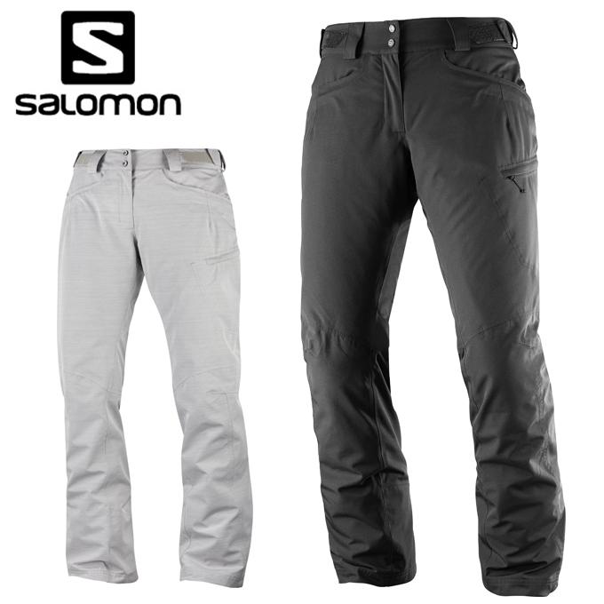 サロモン スキーウェア パンツ レディース FANTASY PANT W salomon