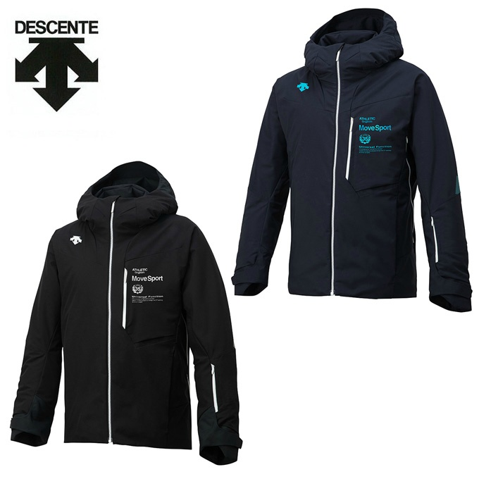 デサント DESCENTE スキーウェア ジャケット メンズ レディース S.I.O JACKET 60 / MOVE SPORT DWMMJK70