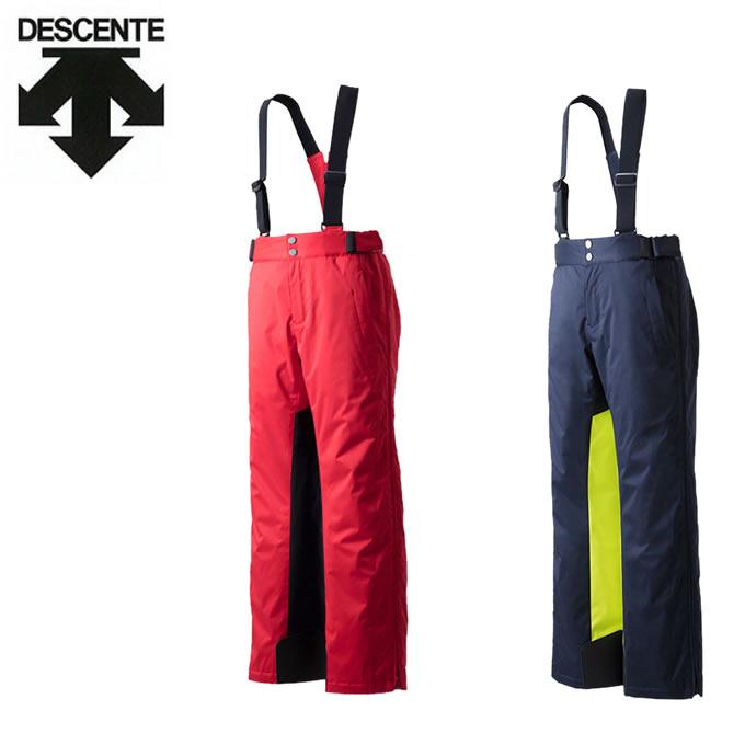 数量限定スキーウェア デサント DESCENTE スキーウェア パンツ ジュニア JUNIOR SALOPETTE 40 DWJMJD50