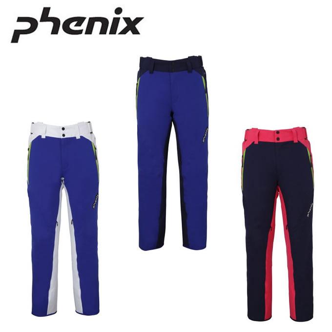 【店頭受取不可商品】数量限定スキーウェア フェニックス Phenix スキーウェア パンツ メンズ レディース phenix Team 3-D Pants PF872OB03