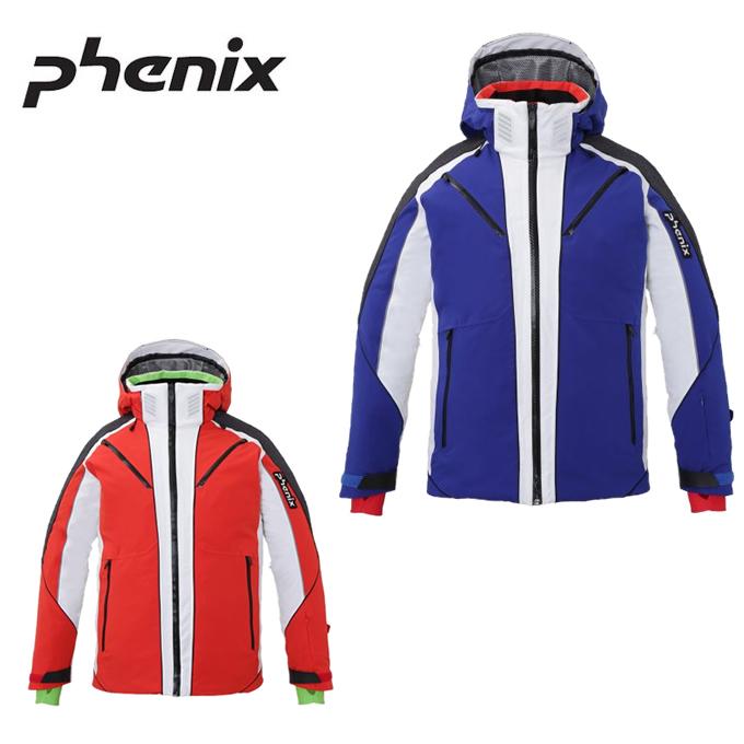 数量限定スキーウェア フェニックス Phenix スキーウェア ジャケット メンズ Demo Game Pro Jacket PF872OT10
