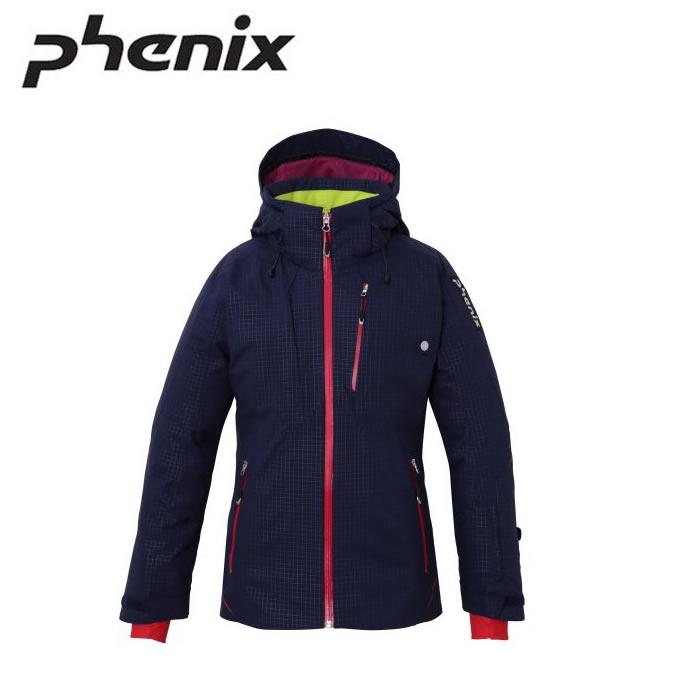 数量限定スキーウェア フェニックス Phenix スキーウェア ジャケット レディース Demo Team Solid W's Jacket PF882OT12W